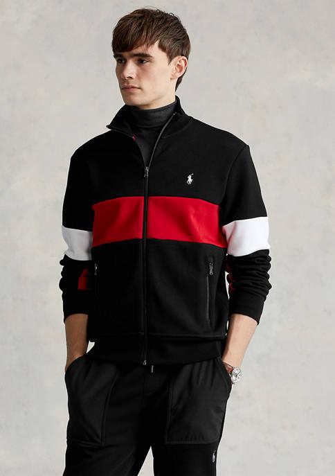 Polo Ralph Lauren Double-Knit Track Jacket