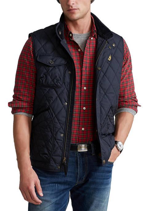 Polo Ralph Lauren Water Repellent Quilted Vest