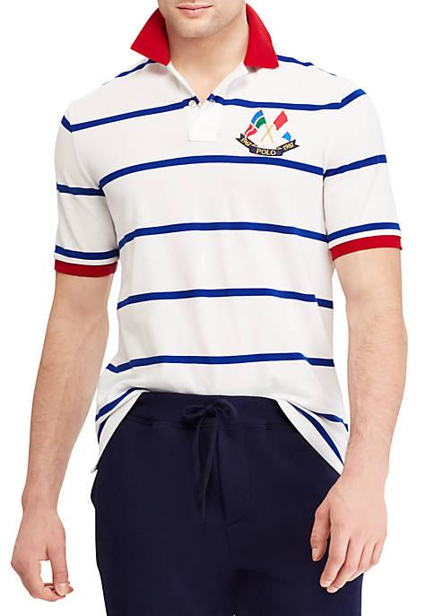 Polo Ralph Lauren Classic Fit Mesh Polo Shirt hot sale