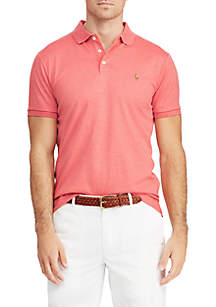 6c3fcb5c8 Polo Ralph Lauren Classic Fit Soft-Touch Polo