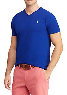 27909414908344 ... Polo Ralph Lauren Classic Fit V-Neck T-Shirt