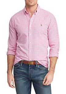272f3220b ... Polo Ralph Lauren Slim Fit Striped Oxford Shirt