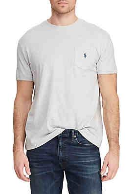 76c98357 Polo Ralph Lauren Classic Fit Pocket T Shirt ...