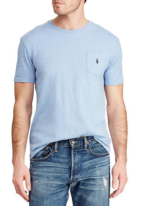 Big & Tall Classic Fit Cotton T-Shirt