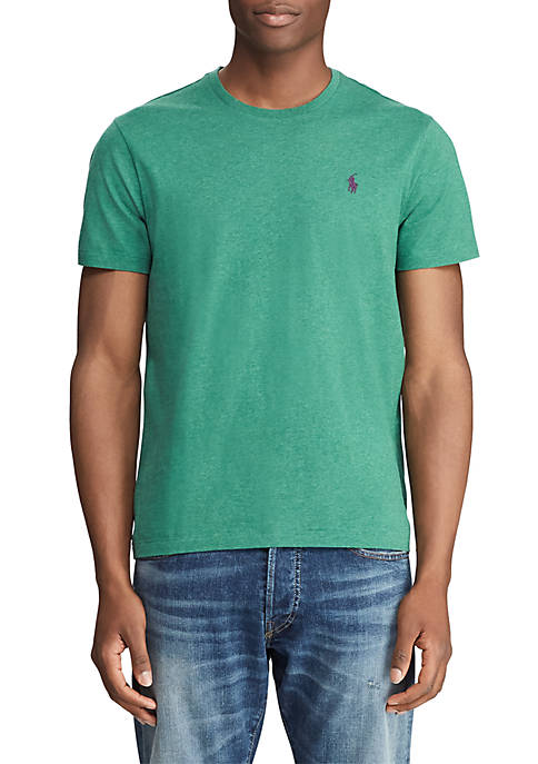 Polo Ralph Lauren Classic Fit Cotton T-Shirt