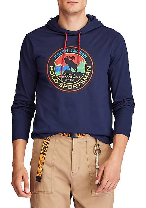 Polo Ralph Lauren Big & Tall Cotton Hooded