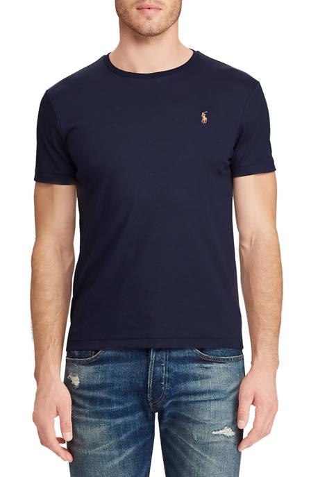 Big & Tall Classic Fit Soft Cotton T-Shirt