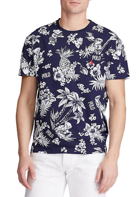 Polo Ralph Lauren Classic Fit Bear T-Shirt