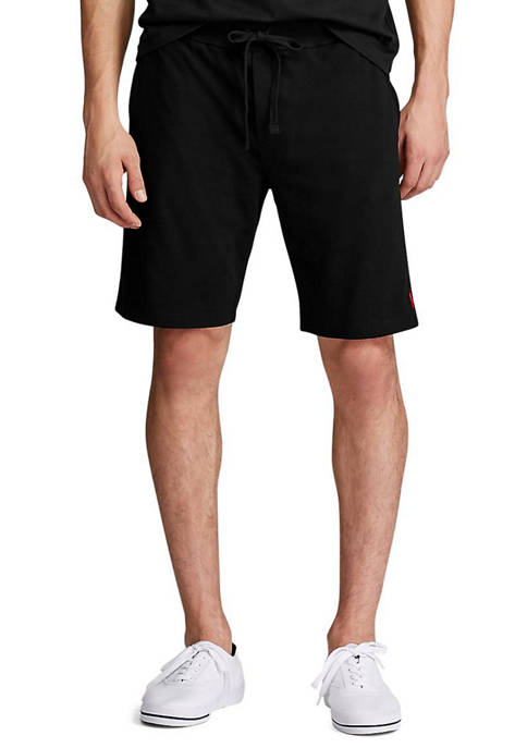 Cotton Mesh Shorts