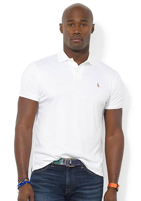 Big & Tall Pima Soft Cotton Polo Shirt