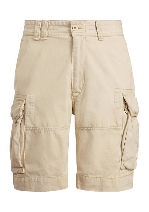 Polo Ralph Lauren Classic Fit Cotton Cargo Shorts