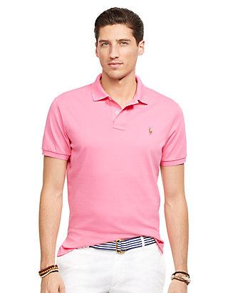 027136749 Polo Ralph Lauren. Polo Ralph Lauren Pima Soft-Touch Polo Shirt