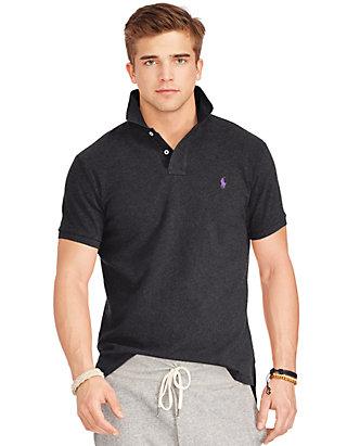 Polo Classic Shirt Fit Mesh odxBrCe