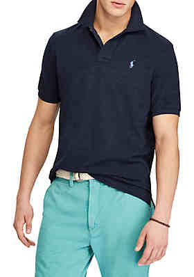 d3f401894be Polo Ralph Lauren Classic Fit Mesh Polo Shirt ...