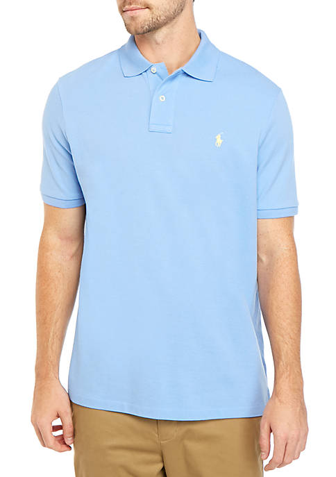 Polo Ralph Lauren Short Sleeve Mesh Polo Shirt