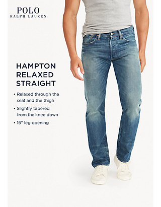 a few days away unique design the latest Straight-Fit Stanton-Wash Jeans