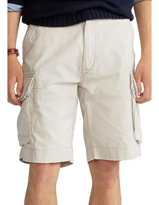 Boy/'s RALPH LAUREN 2-Piece Extra Soft Shirt W// Soft Cargo Pants Size: 6 Mos.