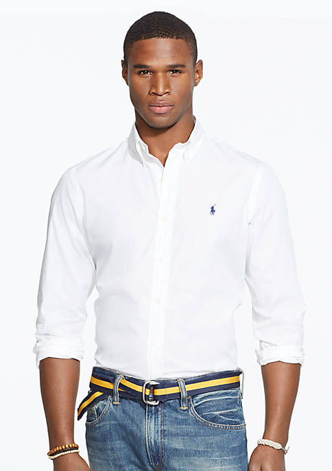 Wholesale Polo Ralph Lauren Cotton Poplin Shirt
