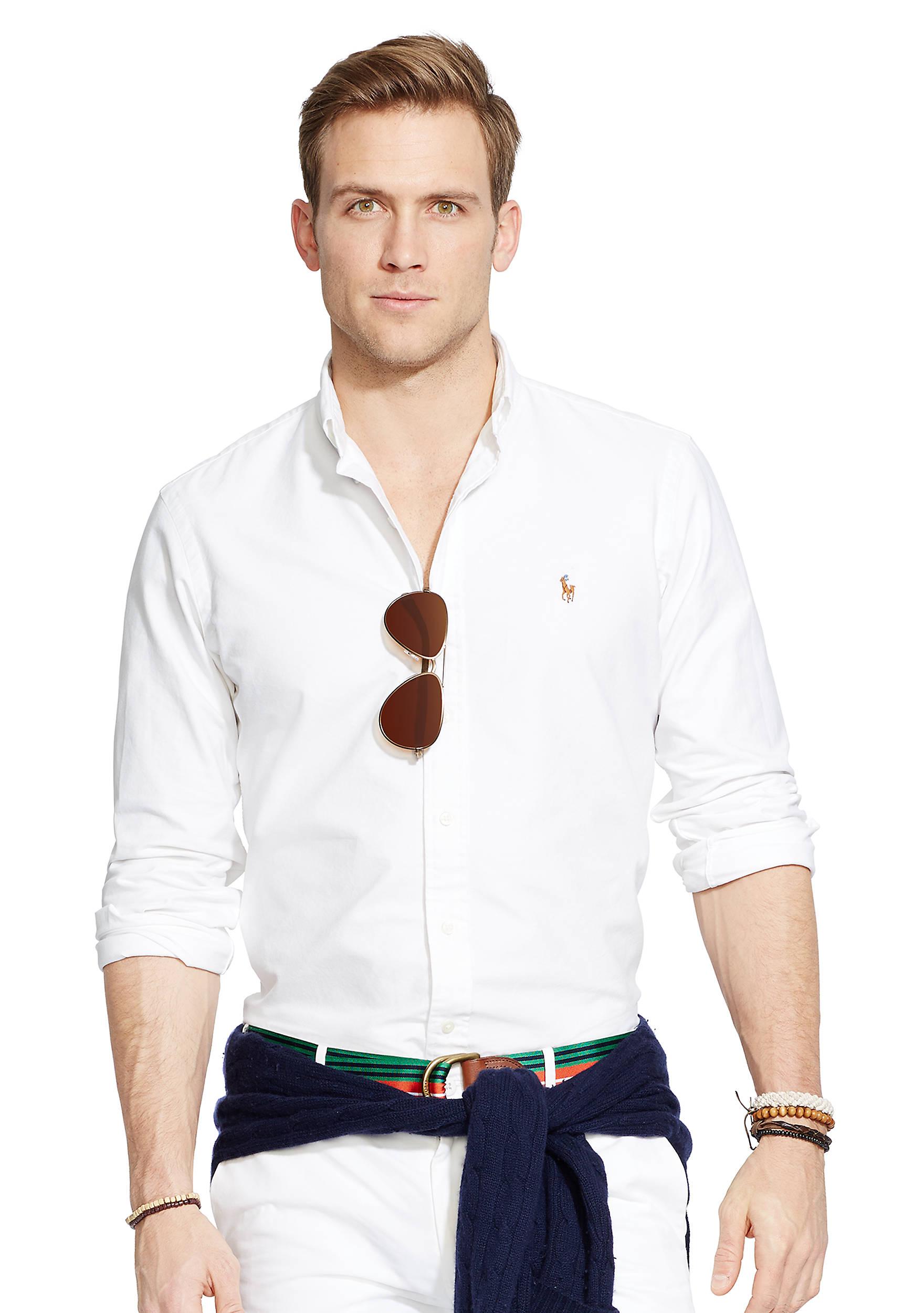 Polo Ralph Lauren Oxford Shirt | belk