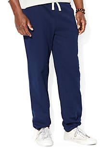 Fleece Drawstring Pants