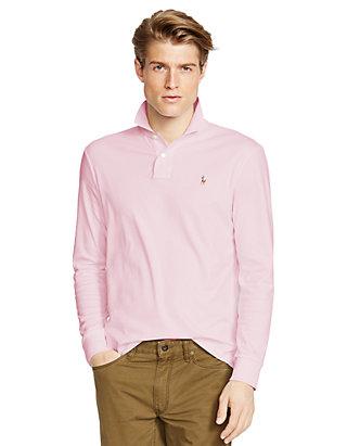 Polo Ralph Soft Touch Long Sleeved Lauren Pima ShirtBelk y6YbvI7fg