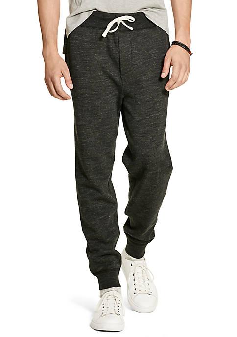 Polo Ralph Lauren Cotton-Blend-Fleece Pants