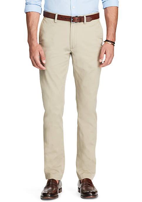 Polo Ralph Lauren Slim-Fit Chino Pants