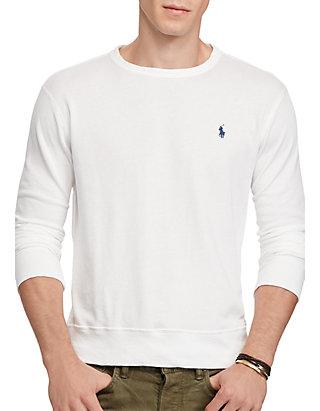 4b34b3ad Cotton Spa Terry Sweatshirt