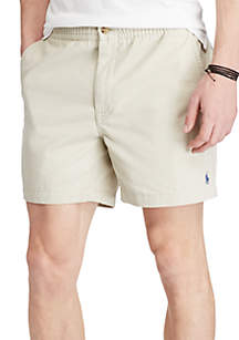 Classic Fit Drawstring Shorts