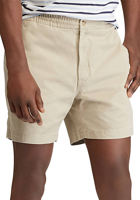 Polo Ralph Lauren 6-in. Prepster Shorts