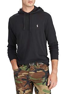 Cotton Jersey T-Shirt Hoodie