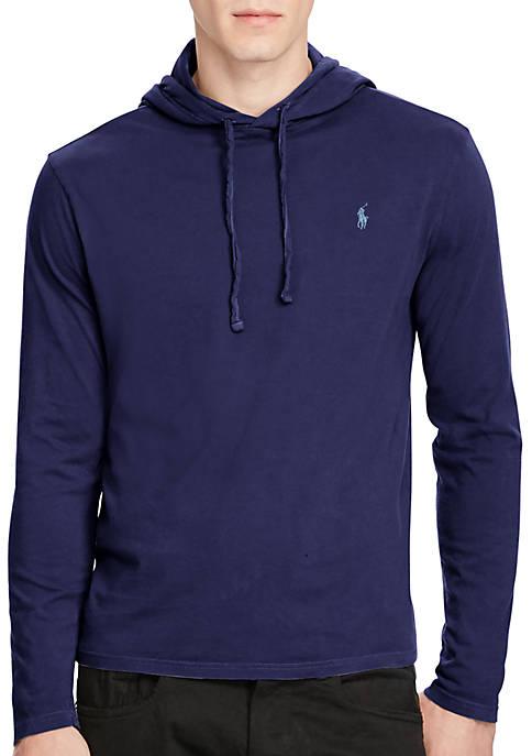 Polo Ralph Lauren Cotton Jersey T-Shirt Hoodie