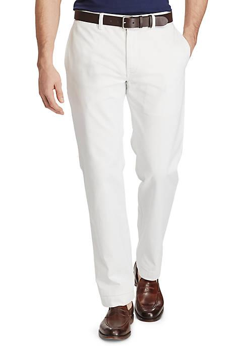 Bedford Chino Flat Pants