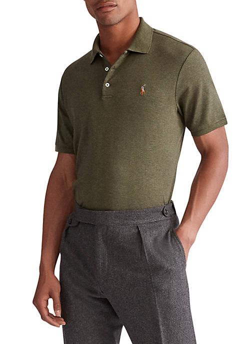 Classic Fit Interlock Polo