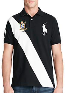 Classic Fit Big Pony Polo Shirt