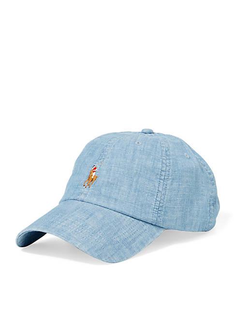 Polo Ralph Lauren Chambray Sports Cap
