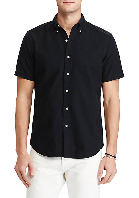 Standard Fit Cotton Shirt