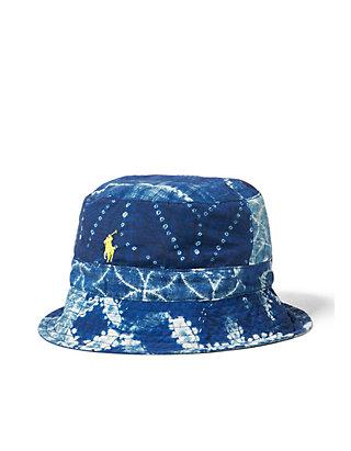 586818ebe Shibori Reversible Bucket Hat