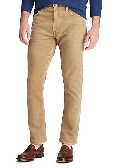 Polo Ralph Lauren Slim Straight Corduroy Pants