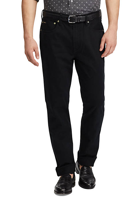 Polo Ralph Lauren Varick Stretch Slim Straight Jean