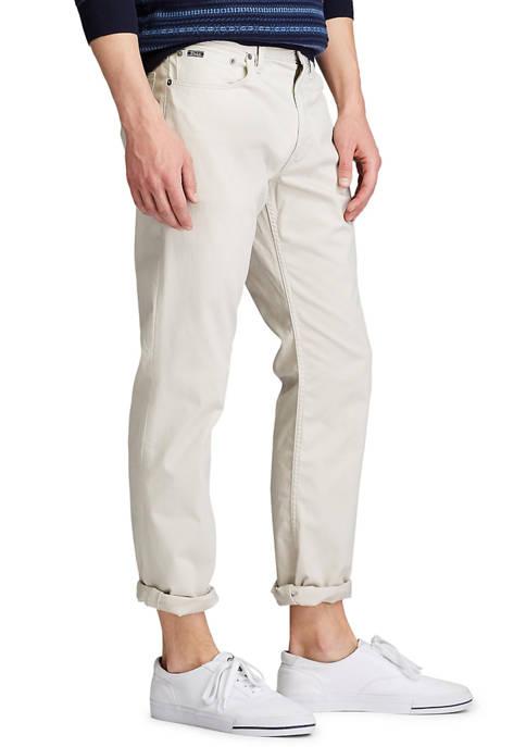 Varick Stretch Slim Straight Pant