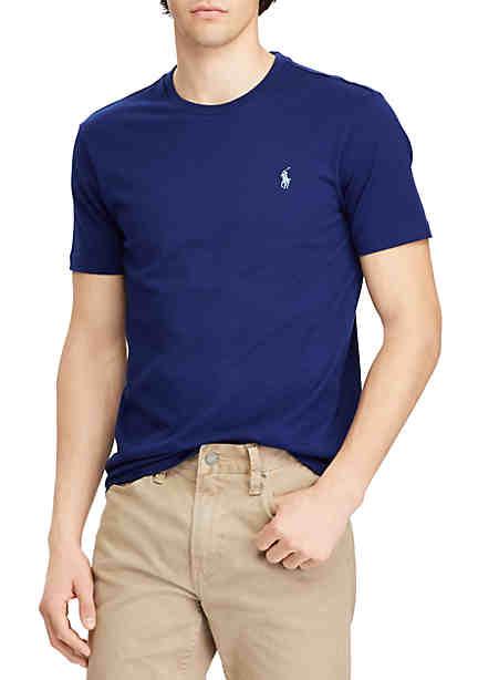 Polo Ralph Lauren Classic Fit Cotton T-Shirt ...