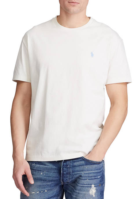 Polo Ralph Lauren Classic Fit Crew Neck T-Shirt