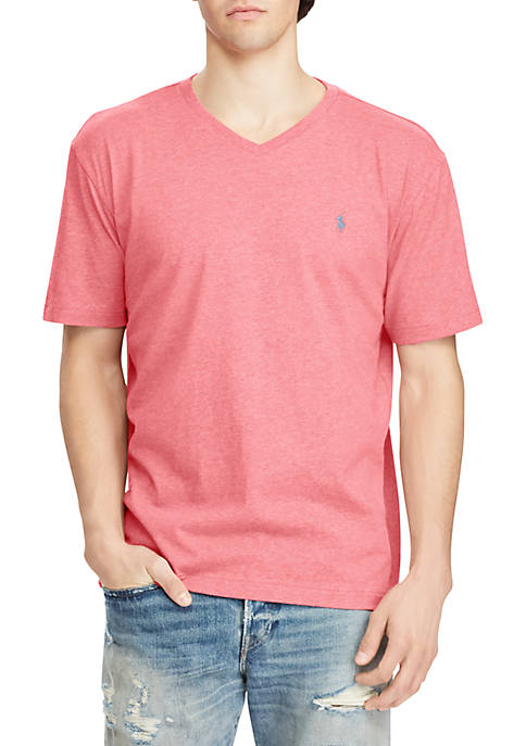 Polo Ralph Lauren Jersey Short Sleeve Tee Salmon