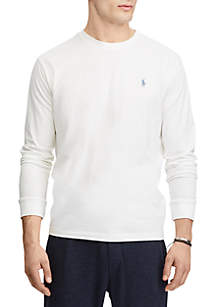 Classic Fit Long-Sleeve Cotton T-Shirt