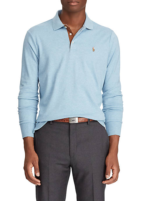 Polo Ralph Lauren Classic Fit Long Sleeve Polo