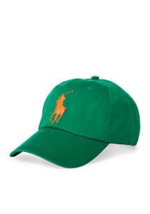 Polo Ralph Lauren. Polo Ralph Lauren Cotton Chino Baseball Cap 19c15a3fd25