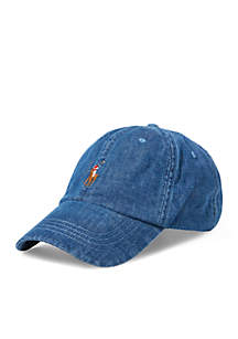 Denim Sports Cap