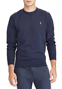 Polo Ralph Lauren. Polo Ralph Lauren Long Sleeve Double Knit Tech Aviator  Sweater fc9bc05ef0d1