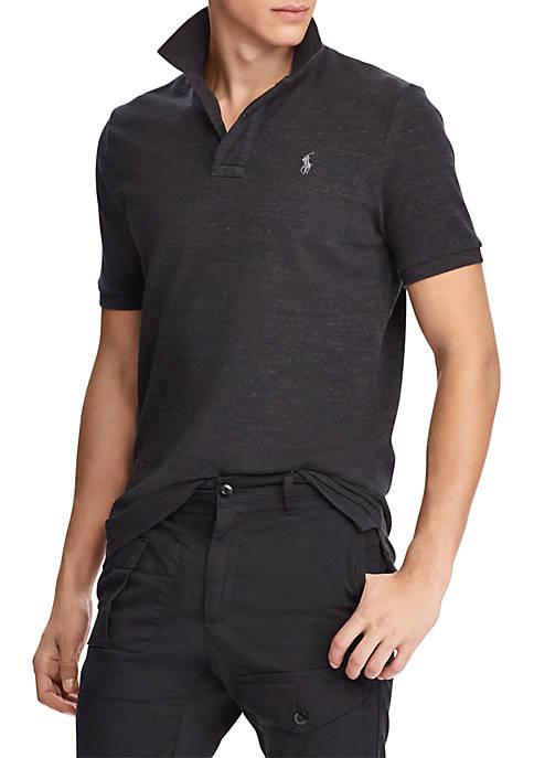 Polo Ralph Lauren Short Sleeve Solid Slim Mesh
